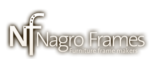 Nagro Frames - Furniture frame makers logo